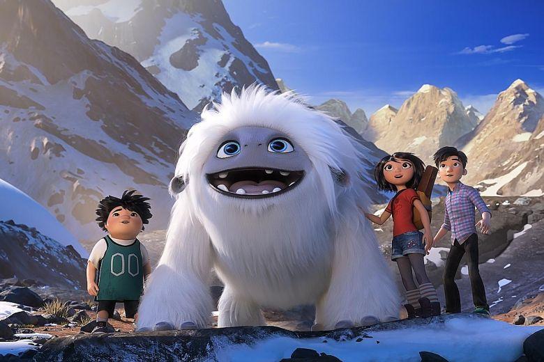 فیلم هفته: نفرت انگیز Abominable